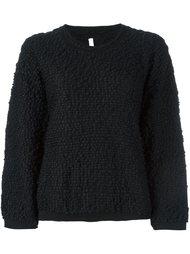 текстурированный пуловер Boboutic