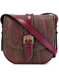 сумка на плечо с узором пейсли Etro