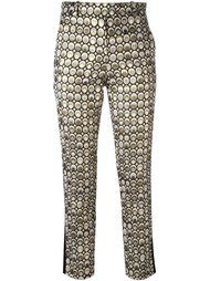 slim-fit cropped trousers Racil
