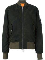 camouflage bomber jacket Unravel