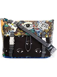 сумка-почтальонка 'Flying Eye'  Kenzo