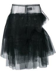 многослойная юбка из тюля Simone Rocha