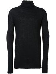 свитер с высокой горловиной Isabel Benenato