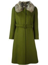 пальто с поясом L'Autre Chose