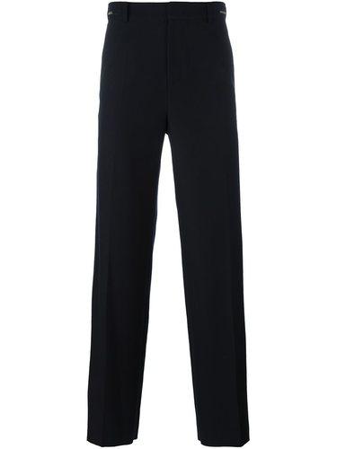 широкие брюки System Homme