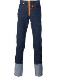 джинсы с линялым эффектом Walter Van Beirendonck Vintage