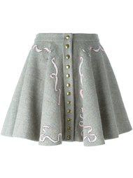 декорированная пышная юбка Olympia Le-Tan