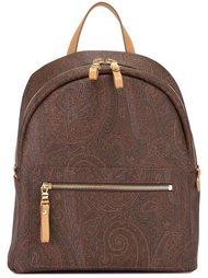 """рюкзак с принтом """"пейсли"""" Etro"""