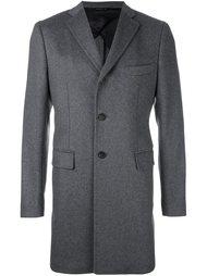 однобортное пальто Tonello