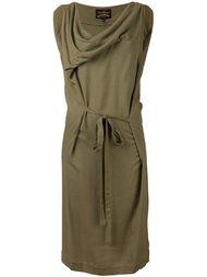 платье с оборками  Vivienne Westwood Anglomania