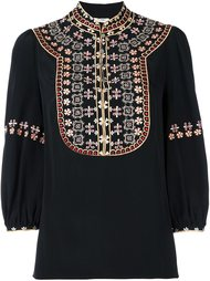 блузка с вышивкой Vilshenko