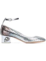 туфли с градиентным эффектом Alexander McQueen