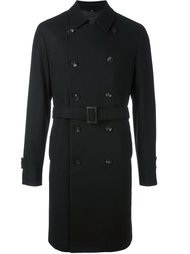 двубортное пальто Hevo