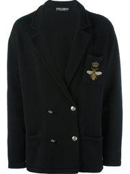 двубортный кардиган Dolce & Gabbana