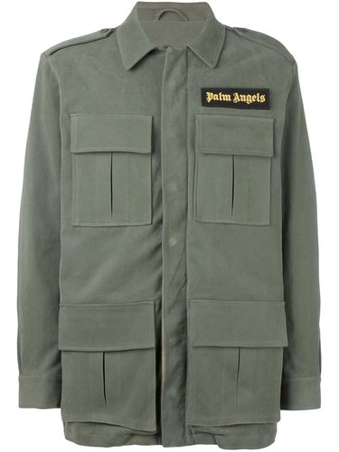 куртка-карго Palm Angels