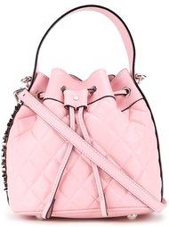 стеганая сумка-мешок Moschino