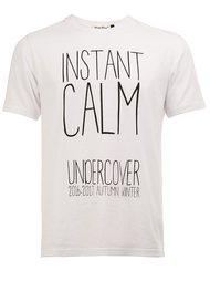 футболка 'instant calm' Undercover