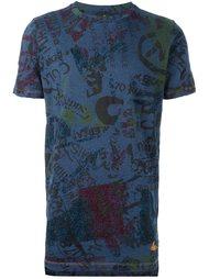 футболка с графическим принтом  Vivienne Westwood Anglomania