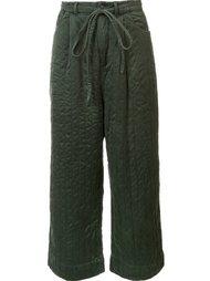 широкие брюки на завязках Craig Green