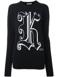 свитер с круглым вырезом 'Kane' Christopher Kane