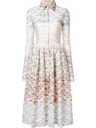 платье 'Paysage Terre'  Sophie Theallet