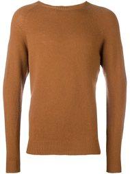 свитер с круглым вырезом   Barena