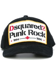 бейсбольная кепка 'Punk Rock' Dsquared2