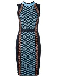 вязаное платье  Versace