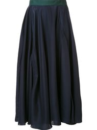 юбка А-образного кроя   Roksanda