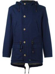 куртка с капюшоном  Bleu De Paname