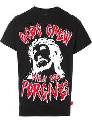 футболка 'God's Crew'  Gcds