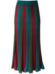 полосатая юбка Antonio Marras
