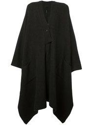 объемное пальто Isabel Benenato