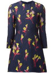 платье с цветочной вышивкой  Jason Wu