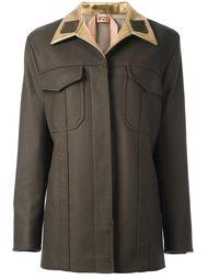 пальто в стиле милитари Nº21