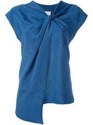 блузка с узлом спереди Maison Margiela