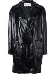 лакированное пальто  Wanda Nylon