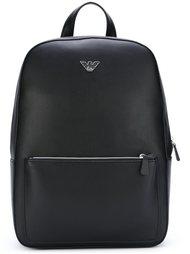 рюкзак с передним карманом  Emporio Armani