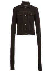 джинсовая куртка с удлиненными рукавами Y / Project