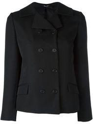 двубортная куртка Maison Margiela