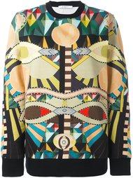 толстовка 'Crazy Cleopatra' Givenchy