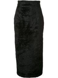 фактурная юбка  Sophie Theallet