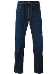 джинсы кроя слим Stone Island