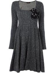 расклешенное платье Twin-Set