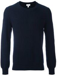 пуловер с круглым вырезом Brioni