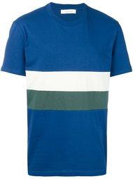 футболка дизайна коло-блок Futur