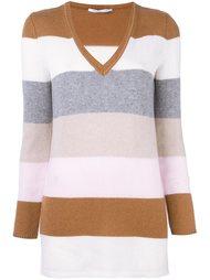свитер в полоску  Agnona