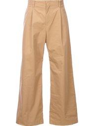 широкие брюки  Yoshio Kubo