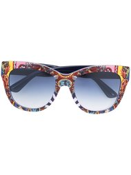 солнцезащитные очки 'Carretto Siciliano' Dolce & Gabbana