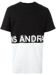 футболка 'Zero' Andrea Crews